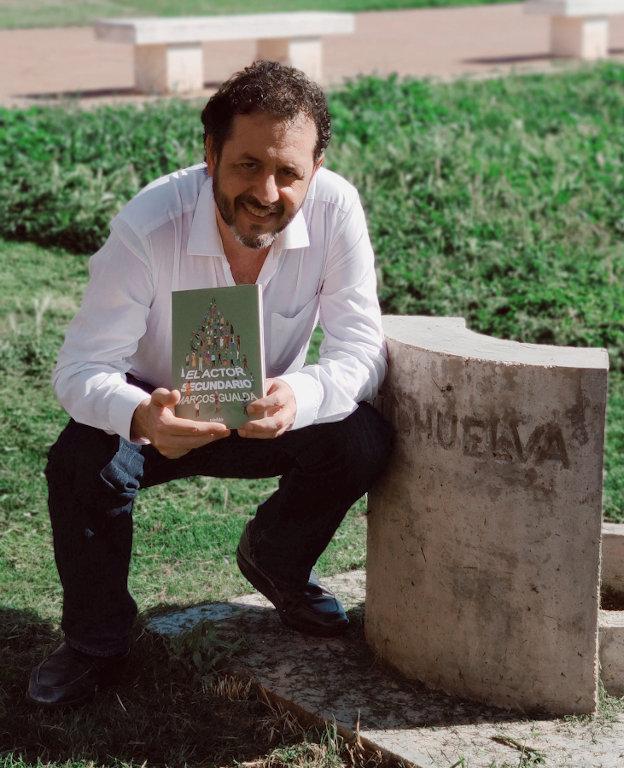 La novela más descarnada de Marcos Gualda