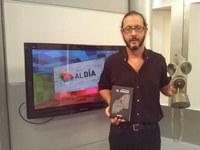 Marcos Gualda examina a Cacuito Trocho